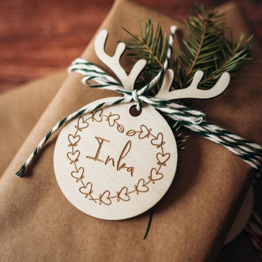 Drewniane Dekoracje Na Boże Narodzenie